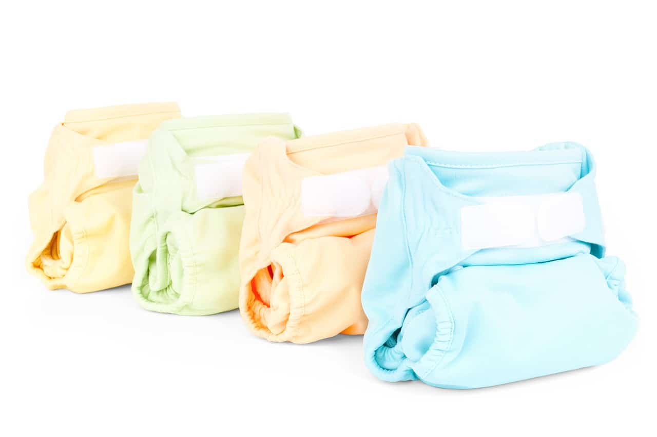 variety diapers
